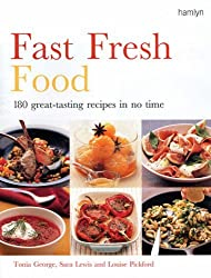 15-Minute Feasts: Great-Tasting Food in No Time: 180 Great-tasting Recipes in No Time by Sara Lewis (2006-10-15)