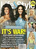 Teresa Giudice & Melissa Gorga (The Real Housewives of New Jersey) - May 30, 2011 Life & Style