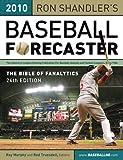 2010 Baseball Forecaster, Ron Shandler, 1600783554