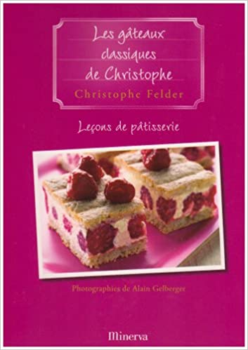 livre patisserie christophe felder gratuit