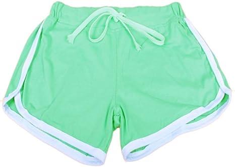 NSDKFF Pantalones Cortos De Mujer Verano Shorts Shorts Deportivos ...