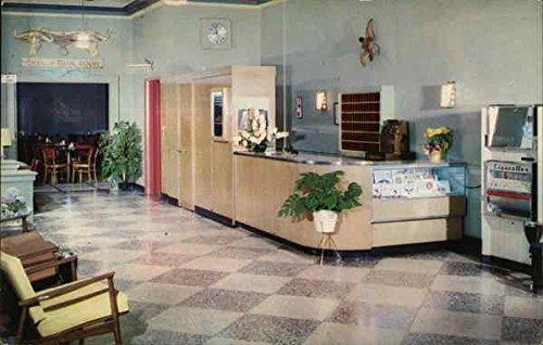 - Carter Hotel and Coffee Shop Hastings, Nebraska Original Vintage Postcard