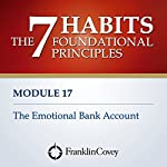 The Emotional Bank Account    FranklinCovey