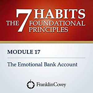 The Emotional Bank Account Audiobook