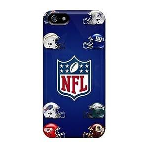 Custom Chicago Bears NFL Back For Iphone 5/5S Case Cover JN5S-1160
