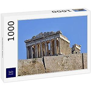 Lais Puzzle Partenone Atene 1000 Pezzi