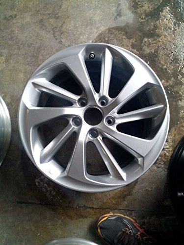Amazoncom INCH ACURA ILX OEM ALLOY WHEEL SILVER PAINTED - Acura 17 inch rims