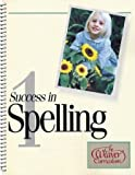 Success in Spelling Grade 2: Level 1