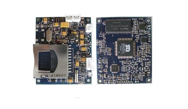 Electronics123.com Inc UART to RS232 Interface Card