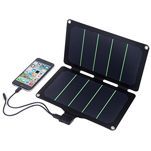 Ultralight Backpacking Solar Charger - 9