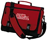 Broad Bay University of Mississippi Laptop Bag Ole Miss Messenger Bag or Computer Bag
