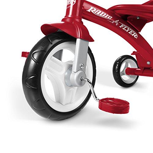 51sgOf3V4kL - Radio Flyer Red Rider Trike (Amazon Exclusive)