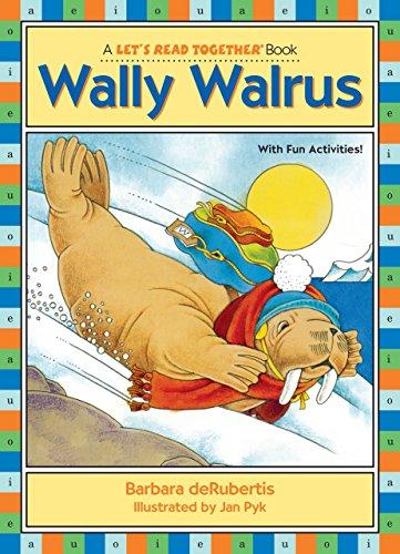 Wally Walrus: Vowel Combinations Ai, Au, Aw (Let