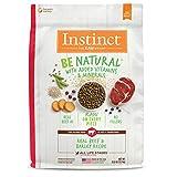 Instinct Be Natural Real Beef & Barley Recipe Natu...