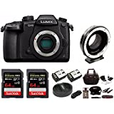 PANASONIC LUMIX GH5 Metabones Canon EF to Micro 4/3 T Speed Booster ULTRA 0.71x