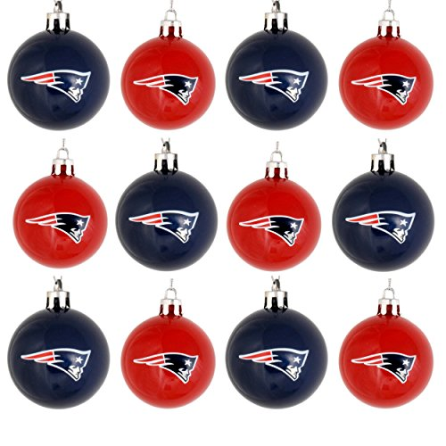 New England Patriots Christmas Ornament - 9