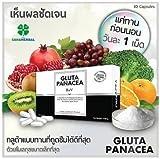 12 Boxes X Gluta Panacea B & V L-glutathione 15000mg Collagen Whitening Lightening