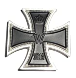 German WW1 Iron Cross 1st Class 1914 / Military Medal for Bravery - Imperial Prussian Medal/Repro