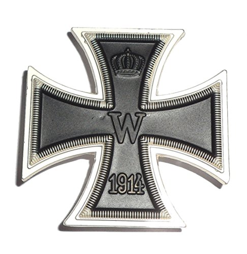 German WW1 Iron Cross 1st Class 1914 / Military Medal for Bravery - Imperial Prussian ()