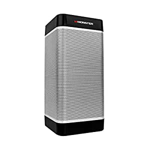 Monster BTW218 Tower of Music 20-Watt Portable Wireless Bluetooth Speaker with NFC and EZ-Play