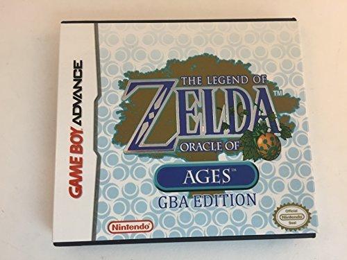 Zelda Oracle Ages Nintendo GameBoy Translation