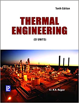 Applied Thermodynamics Rk Rajput Pdf