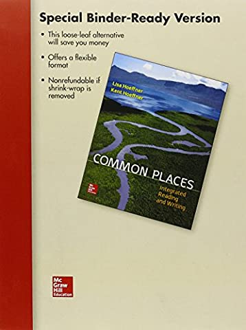 LL Common Places: Integrated Reading and Writing w/ Connect IRW Access Card (Art Of Common Place)