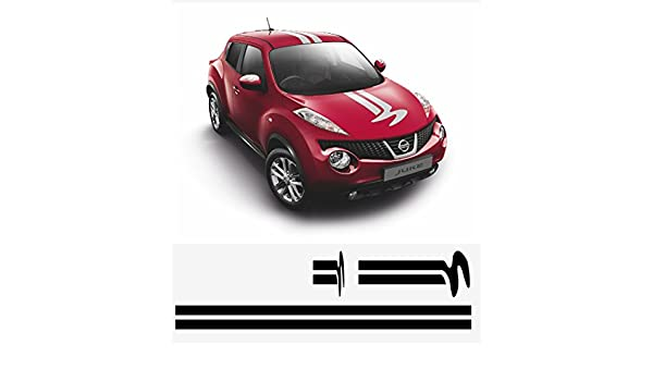 Nissan Juke Nismo Motorsport komplet Set V2 (), color blanco: Amazon.es: Coche y moto