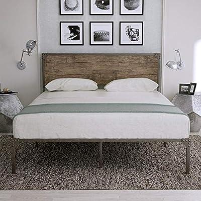 Urest Platform Bed Under Bed