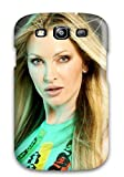 Galaxy S3 Hard Back With Bumper Silicone Gel Tpu Case Cover Caprice Bourret