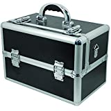 City Lights Classic Lockable Tool Case, Black by City Lights