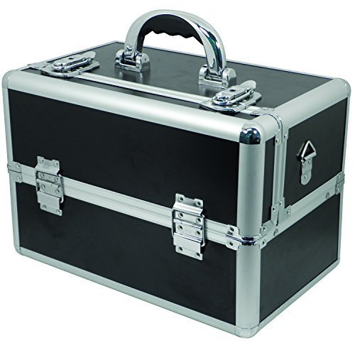 City Lights Classic Lockable Tool Case, Black by City Lights by City Lights