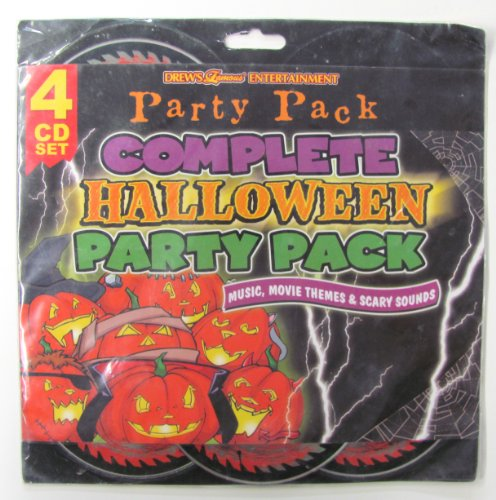 Complete Halloween Party Pack
