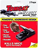 Tomcat Heavy Duty Mouse Trap, 2-Pack (Not Sold in AK) (Discontinued by Manufacturer)