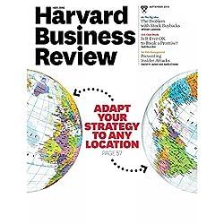 Harvard Business Review, September 2014