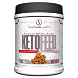 Purus Labs Ketofeed Low Glycemic Meal Replacement, Samoa Chocolate...