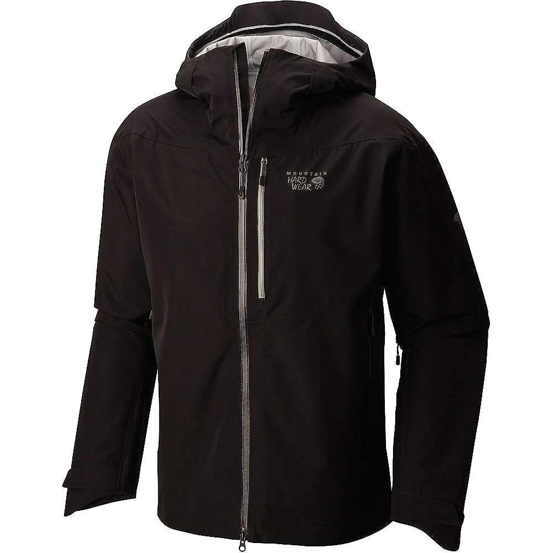 マウンテンハードウェア アウター ジャケットブルゾン Mountain Hardwear Men's Sharkstooth Jack Black [並行輸入品] B07B4TWHN8  Small