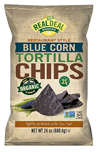 the-real-deal-all-natural-snacks-organic-restaurant-style-tortilla-chips-blue-corn-24-ounce-pack-of-