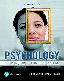 Psychology: From Inquiry to Understanding (4th Edition)