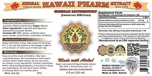 Siberian-Motherwort-Liquid-Extract-Siberian-Motherwort-Leonurus-Sibiricus-Tincture-Herbal-Supplement-Hawaii-Pharm-Made-in-USA-32-floz
