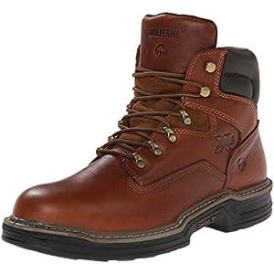 Wolverine men's Industrial & Construction Boots