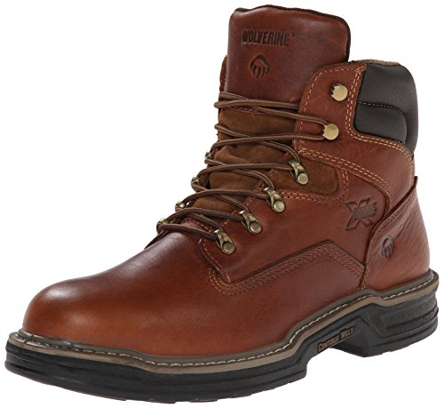 Image of the Wolverine Men's W02421 Raider Boot, Brown, 10.5 M US