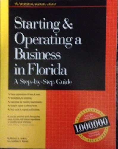 Starting and Operating a Business in Florida