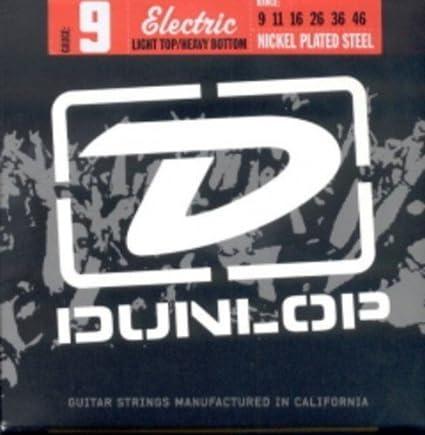 CUERDAS GUITARRA ELECTRICA - Dunlop (DEN/0946) L.T.H.B. 9´S (Juego