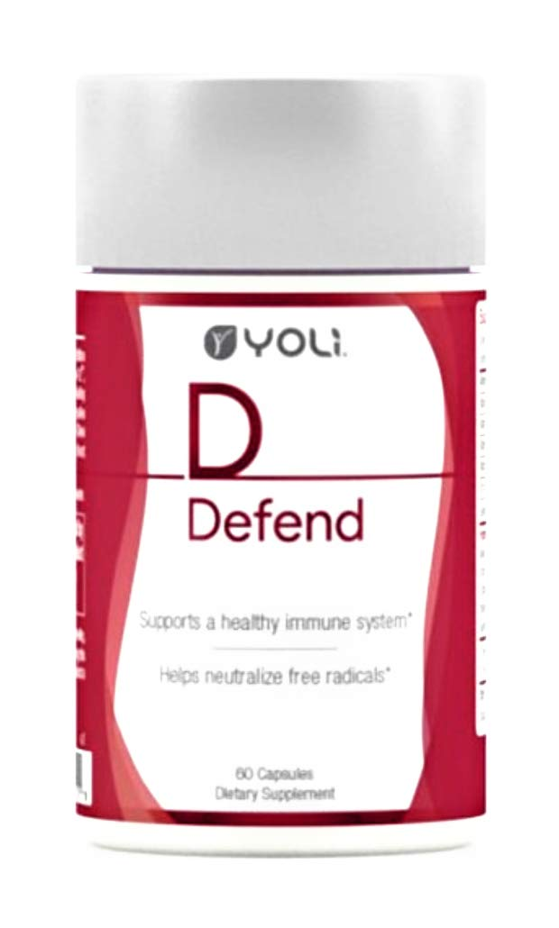 Yoli Defend - Supports Your Immunity And Boosts Your Immune Response at a Cellular Level