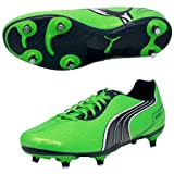 Puma V5.11 Sg Adults Boots Fluo Green/navy