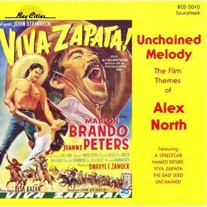 Alex North Unchained Melody (Unchained Melody: The Film Themes of Alex North)