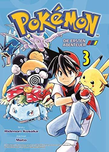 Pokémon   Die Ersten Abenteuer  Bd. 3