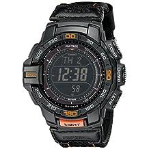 Casio Men's PRG-270B-1CR Pro Trek Digital Display Quartz Black Watch