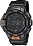 Casio Mens PRG-270B-1CR Pro Trek Aviator Digital Display Quartz Black Watch